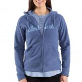 Carhartt 100052 Women's Boyne Zip Front Hooded Sweatshirt Closeout