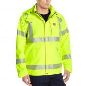 Carhartt 100499 Class 3 High-Visibility Waterproof Jacket
