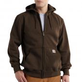 Carhartt 100614 Paxton Heavyweight Zip Front Hooded Sweatshirt