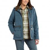 Carhartt 100667 Women's Gallatin Jacket - Quilt Lined Closeout
