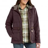 Carhartt 100667 Women's Gallatin Jacket - Quilt Lined