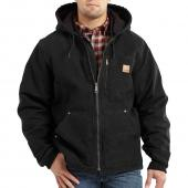 Carhartt 100729 Chapman Sandstone Jacket - Fleece Lined