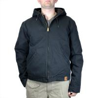 Carhartt 100733 Washed Duck Jacket - Quilt Lined Closeout