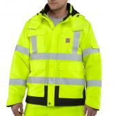 Carhartt 100787 Sherwood Class 3 High-Visibility Jacket