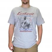 Carhartt 101243 Short Sleeve Outworking Them All Graphic T-Shirt
