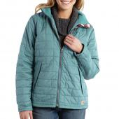 Carhartt 101406 Women's Amoret Jacket - Flannel Lined Closeout