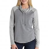 Carhartt 101427 Women's Halley Cowl Neck Shirt Closeout
