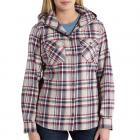 Carhartt 101436 Women's Belton Long Sleeve Hooded Shirt