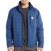 Carhartt 101443 Gilliam Nylon Jacket - Quilt Lined