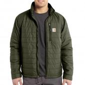 Carhartt 101443 Gilliam Nylon Jacket - Quilt Lined Closeout