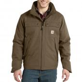 Carhartt 101492 Jefferson Quick Duck Traditional Jacket - Quilt Lined