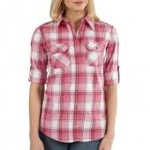 Carhartt 101596 Women's Huron Shirt                            Closeout