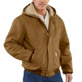 Carhartt 101621 Flame-Resistant Duck Active Jacket - Quilt Lined