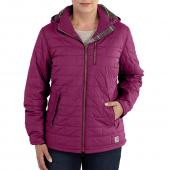 Carhartt 101730 Women's Amoret Jacket - Flannel Lined