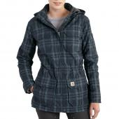 Carhartt 101735 Women's Gallatin Coat - Quilt Flannel Lined