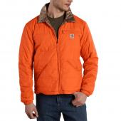 Carhartt 101740 Woodsville Jacket - Fleece Lined