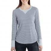 Carhartt 101816 Women's Hayward Striped T-Shirt
