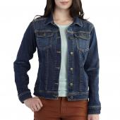 Carhartt 102037 Women's Brewster Denim Jacket