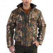 Carhartt 102205 Full Swing® Camo Active Jacket - Fleece Lined