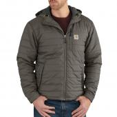 Carhartt 102206 Gilliam Hooded Jacket - Quilt Lined