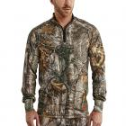 Carhartt 102224 Base Force Extremes® Cold Weather Camo Quarter Zip