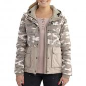 Carhartt 102280 Women's Fryeburg Jacket - Quilted Flannel Lined