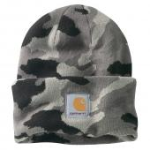 Carhartt 102322 Camo Watch Hat