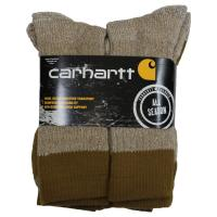 Carhartt A118-4 All Season Acrylic Sock 4-Pack