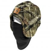 Carhartt A295 Camoflauge Fleece 2-in-1 Headwear Closeout