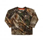 Carhartt CA8484 Force Camo Pocket Tee - Boys