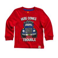Carhartt CA8500 Here Comes Trouble Tee - Boys
