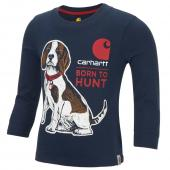Carhartt CA8626 Born To Hunt Tee - Boys