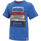 Carhartt CA8690 Retro Vehicle Tee - Boys