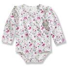 Carhartt CA9140 Printed Long Sleeve Bodyshirt - Girls