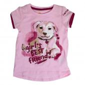 Carhartt CA9315 Puppy T-Shirt - Girls