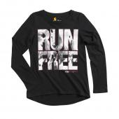 Carhartt CA9343 Run Free Long Sleeve Tee - Girls