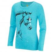 Carhartt CA9449 Horse Force® Tee - Girls