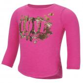 Carhartt CA9450 Camo Love Tee - Girls