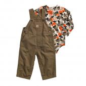 Carhartt CG8629 Construction Overall Set - Boys