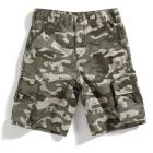 Carhartt CH8224 Washed Camo Ripstop Short - Boys