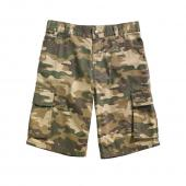 Carhartt CH8250 Brown Camo Cargo Short - Boys