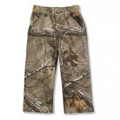 Carhartt CK8363 Washed Camo Pant - Boys