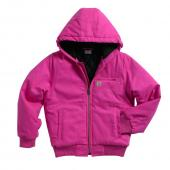 Carhartt CP9499 Wildwood Jacket Quilted Flanned Lined - Girls