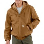 Carhartt J131 Duck Active Jacket - Thermal Lined