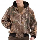Carhartt J220 Camouflage Active Jacket - Thermal Lined Closeout