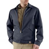 Carhartt J293 Twill Work Jacket - Quilt Lined