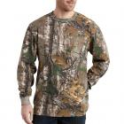 Carhartt K285 WorkCamo® Long Sleeve Pocket T-Shirt
