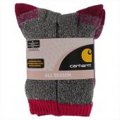 Carhartt WA610-4 Acrylic Work Crew Sock - 4 Pack Closeout