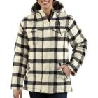 Carhartt WC011 Womens Camden Wool Parka Closeout