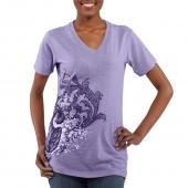 Carhartt WK038 Women's Vine Short-Sleeve T-Shirt Closeout